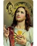 Image prière Sacré Coeur de Jésus