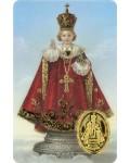 Image prière du Saint Enfant Jésus de Prague