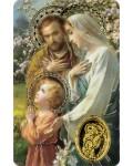 Image prière Sainte Famille