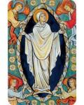 Carte prière Marie Reine des Anges