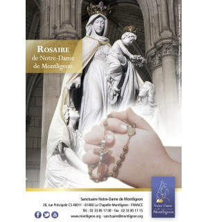 Dépliant Rosaire Notre-Dame de Montligeon