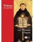 Saint Thomas d'Aquin, Prières en poche