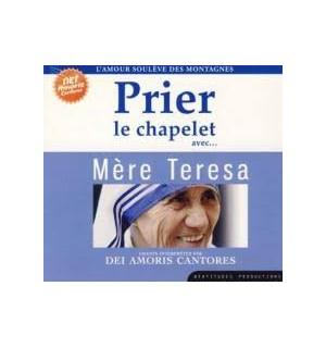 Prier le chapelet avec Mèere Thérésa