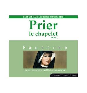 Prier le chapelet avec Faustine