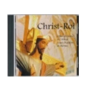 Christ-Roi, chant grégorien