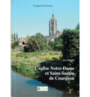 L'église Notre-Dame et Saint-Santin de Courgeon
