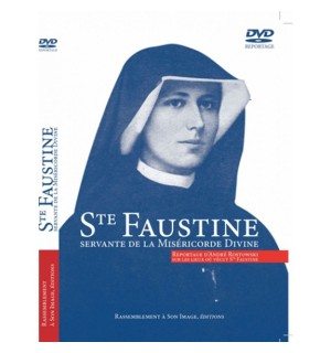 Soeur Faustine, servante de la Miséricorde Divine DVD
