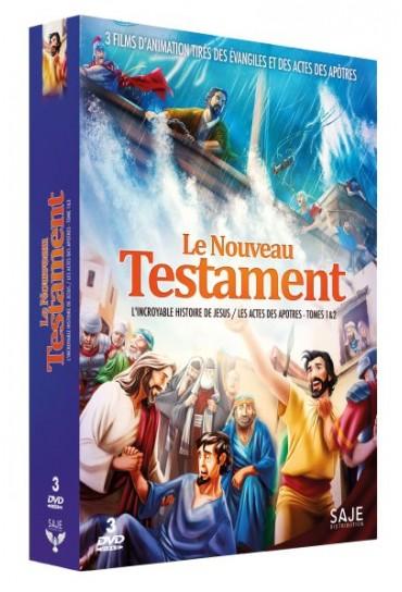 """DVD COFFRET """"LE NOUVEAU..."""