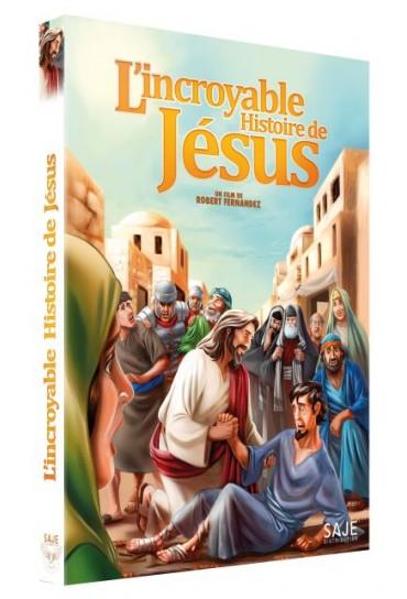 DVD L'INCROYABLE HISTOIRE...