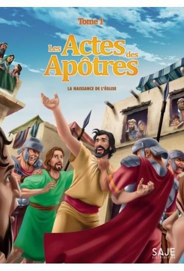DVD LES ACTES DES APÔTRES -...