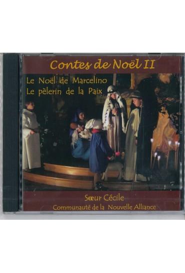 CD CONTES DE NOËL VOL. II