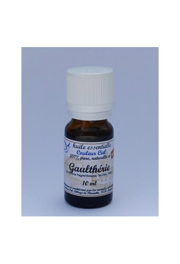 HUILE ESSENTIELLE GAULTHERIE