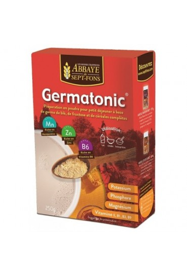 GERMATONIC, BOITE DE 250 G