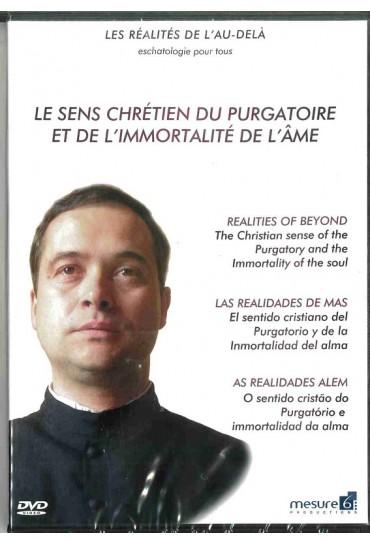 DVD sur le purgatoire par le Père Paul Préaux