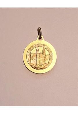 Médaille Notre-Dame de Montligeon verso