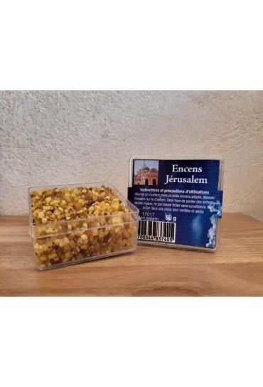 ENCENS JERUSALEM 50G