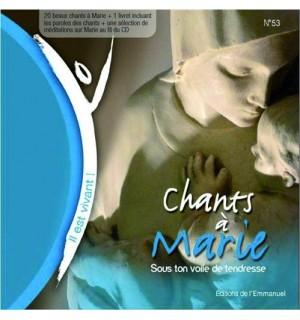 CD Chants à Marie n°53