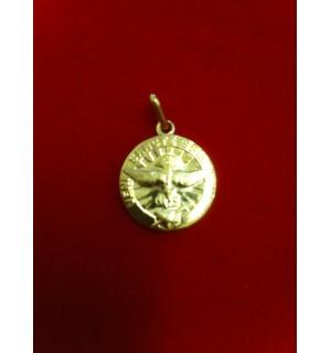 Médaille du Saint-Esprit en métal dorée