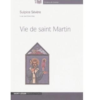 Livre audio Vie de saint Martin