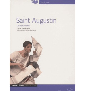 Livre audio Saint Augustin