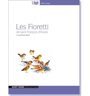 Livre audio Les Fioretti de saint françois d'Assise
