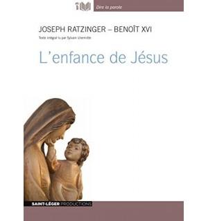 Livre audio L'enfance de Jésus