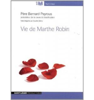 Livre audio vie de Marthe Robin
