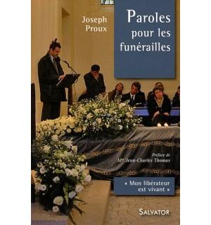 Paroles pour les funérailles