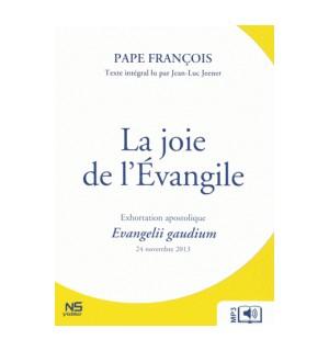 Livre audio La joie de l'Evangile