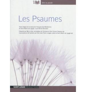Livre audio Les Psaumes