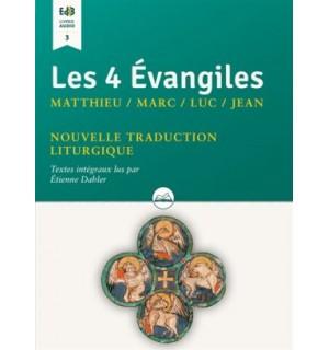 Livre audio Les 4 Evangiles