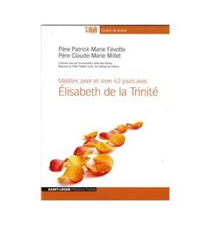 Livre audio Elisabeth de la Trinité