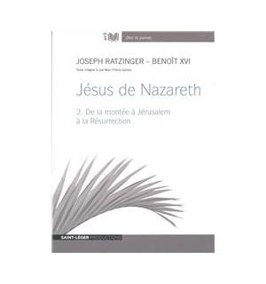 Livre audio Jésus de Nazareth II