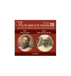 Saint François-Xavier Et Bienheureuse Hermine De Jésus